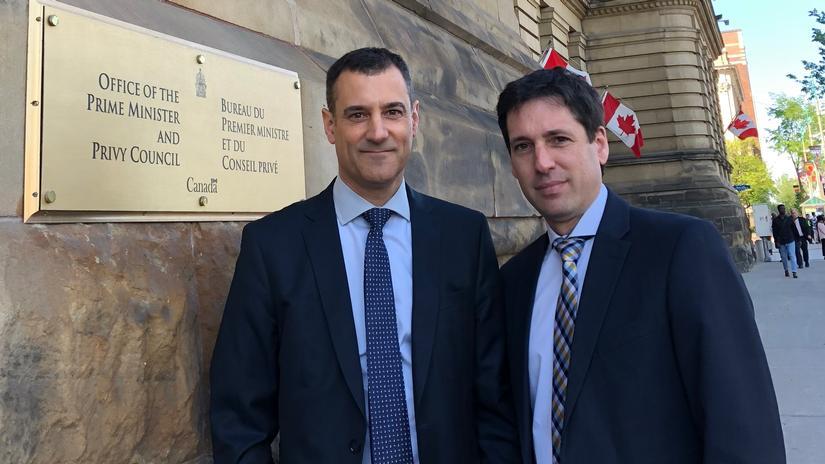 Nouvelles la corpiq obtient une rencontre au bureau du premier ministre - Bureau du premier ministre ...