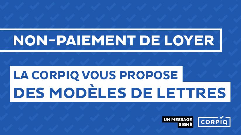 La Covid 19 Et Le Non Paiement De Loyer