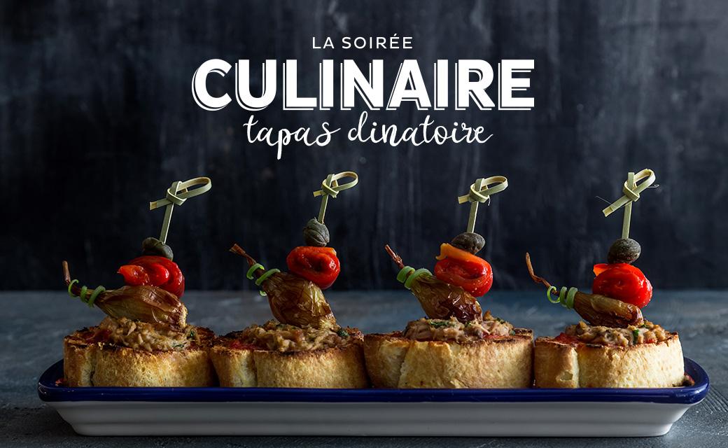 Soirée Culinaire