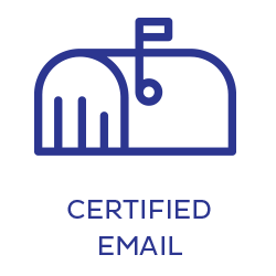 Certified Email