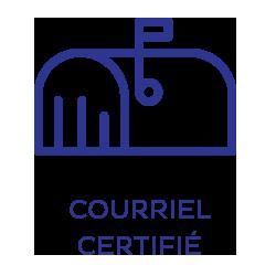 Courriel certifié